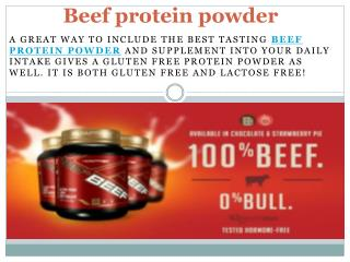 Beef protein powder, Best tasting iso whey protein, Best fat burning supplement