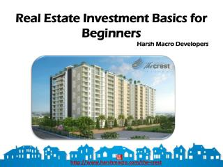 Real Estate Investment Basics for Beginners