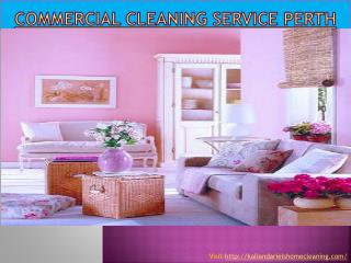Commercial cleaning service Perth