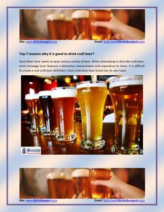 Best beer festivals: Tasty Craft Beer Hong Kong at British Export