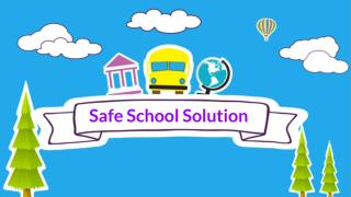 Altura Safe School Solution – Always Prepared For School Emergencies