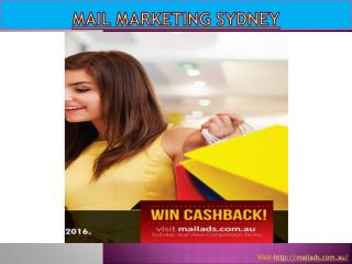 Mail marketing Sydney