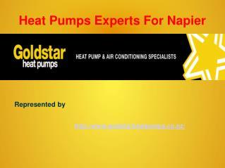 Heat pumps experts for Napier