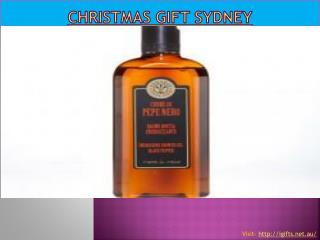 Christmas gift Sydney