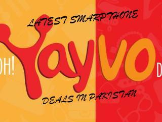 Yayvo  - Best Smartphone Deals