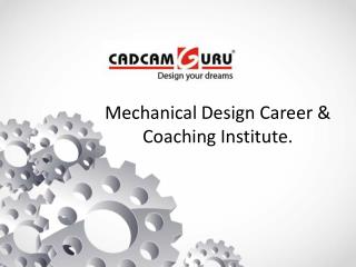 CAD CAM courses in Pune by CADCAMGURU