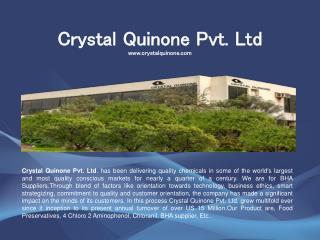 4 Chloro 2 Aminophenol - Crystal Quinone Pvt. Ltd