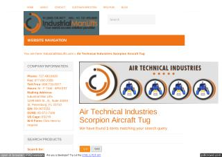 Air Technical Industries BY industrialmanlifts