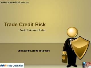 Trade Debtors Insurance
