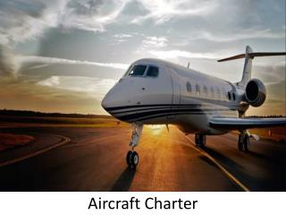 Aircrafts Charter in UAE