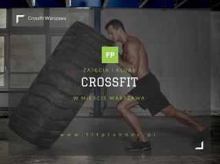 Crossfit Warszawa - FitPlanner.pl