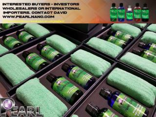 The latest 3rd Generation Technology- Pearl Nano Coatings