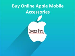 Buy Online Apple Mobile Accessories