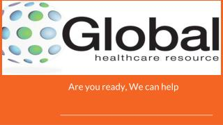 Global Healthcare Resource