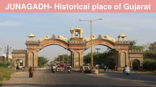 PLACES TO VISIT IN JUNAGADH