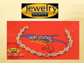 Find Custom Design Diamond Bracelets At Jewelry Store Houston