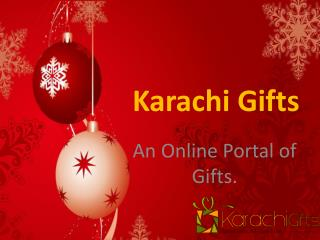 Send Gifts to Karachi