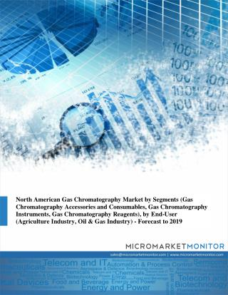 North America Gas Chromatography Market