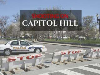Shooting on Capitol Hill