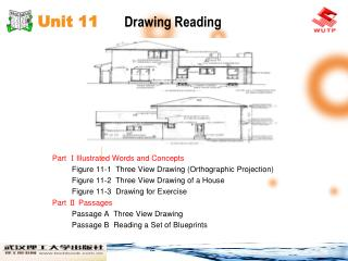 Unit 11     Drawing Reading