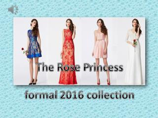 Rose Princess series formal gowns DressesMallAU.co
