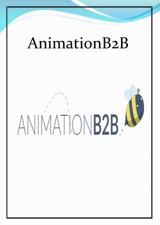 Animated Explainer Video | Animationb2b