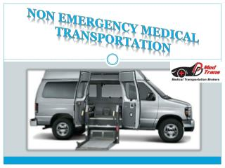 Best Non-emergency medical transportation