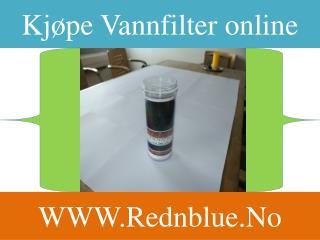 Kjøpe Vannfilter online