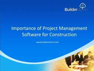 Importance of Project Management Software For Construction