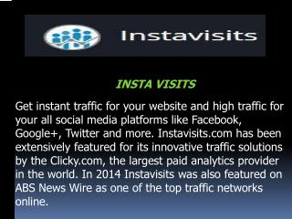 Buy Traffic to Your Website