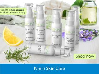 Personalised skin care