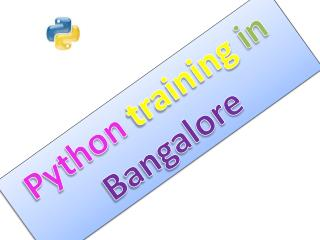 Python Training Center in Bangalore BTM