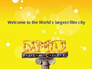 Delighted Holiday Destinations @ Ramoji Film City