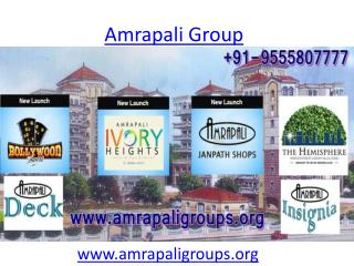 Amrapali Deck A New Residential Project