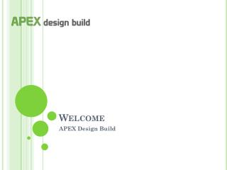 The Apex Design Build