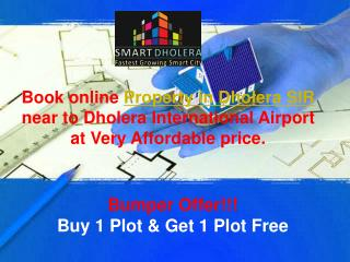 Property In Dholera SIR