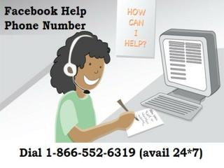 Call Facebook Helpline 1-866-552-6319 for Resolve your Facebook issues.
