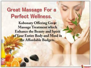 Grab a Great Massage in Dubai with Hot Offers.