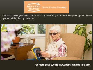 Memory Care Concord CA
