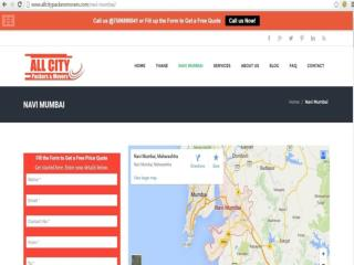 All City Packers and Movers in Navi Mumbai
