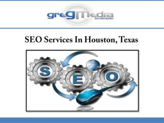 SEO Services In Houston, Texas