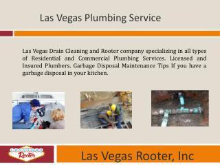 Las Vegas Plumbers