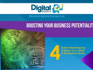 Online Marketing Strategies That Are Sure To Boost Your Business