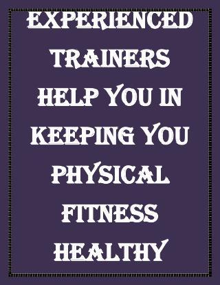 personal trainers in Atlanta
