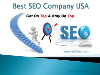 Best SEO Company USA- SEOFloor