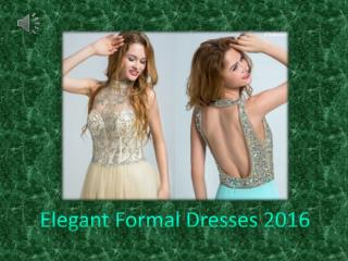 DressesMallAU elegant formal gowns 2016