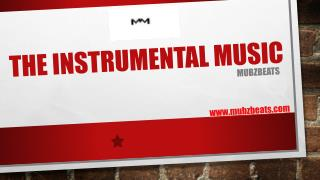 The Instrumental Music