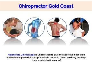 chiropractic gold coast