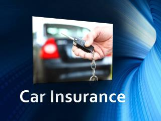 Car insurance: Finding cheap car insurance