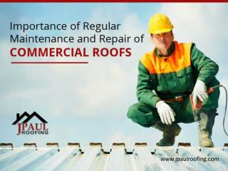 Benefits of Preventative Maintenance in Commercial Roofing St. Louis